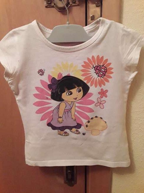 Imagen producto Pijama de niña talla 4-5 1