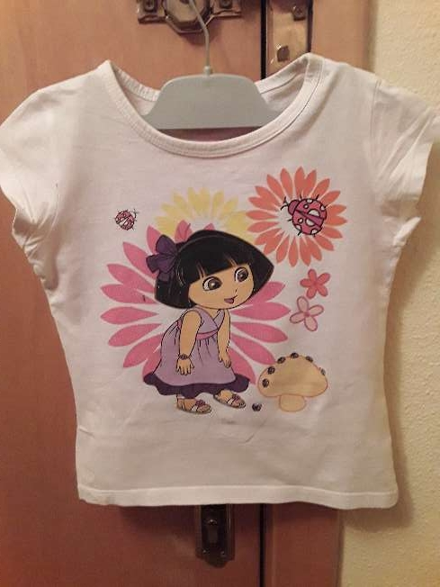 Imagen Pijama de niña talla 4-5