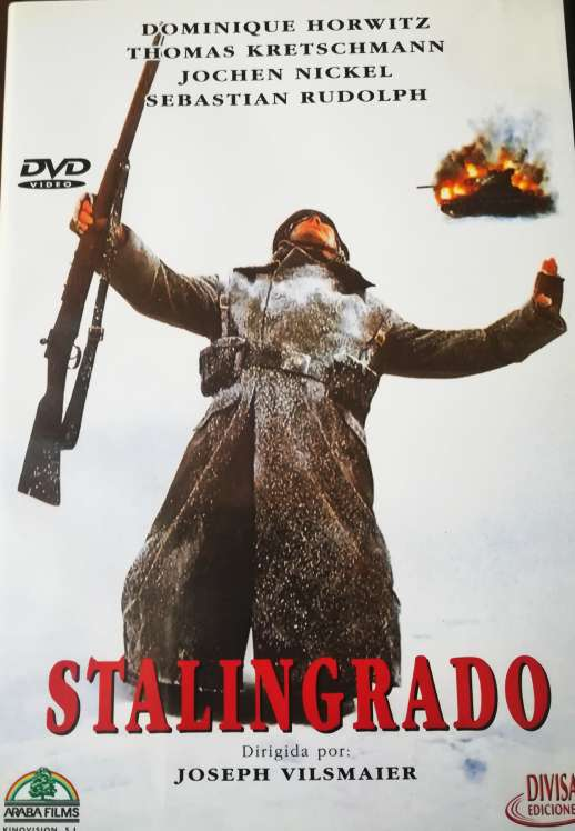 Imagen Película original Stalingrado DVD