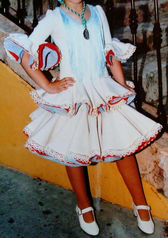 Imagen producto Traje chaqueta/ Vestido niña 3