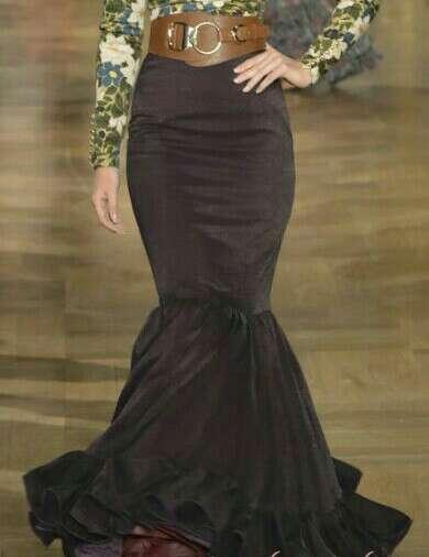 Imagen producto Vestido/ Faldas rocieras 6