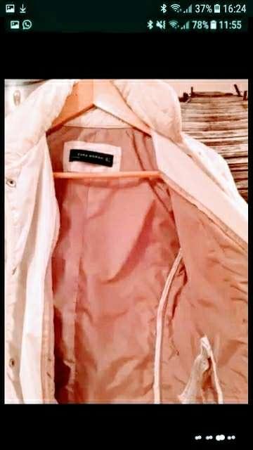 Imagen producto Abrigo Zara talla L 3