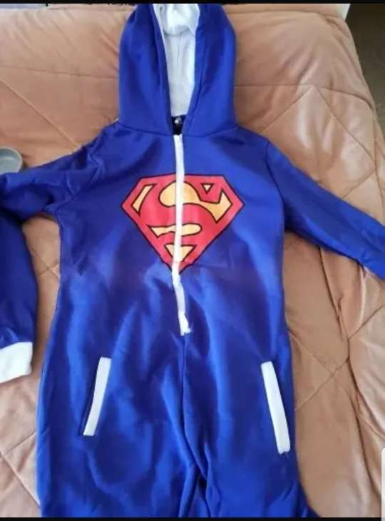 Imagen pijama superman