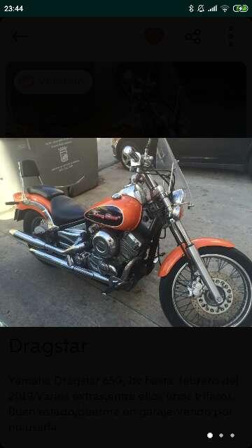 Imagen producto Vendo moto Yamaha se puede conducir con el A2 1