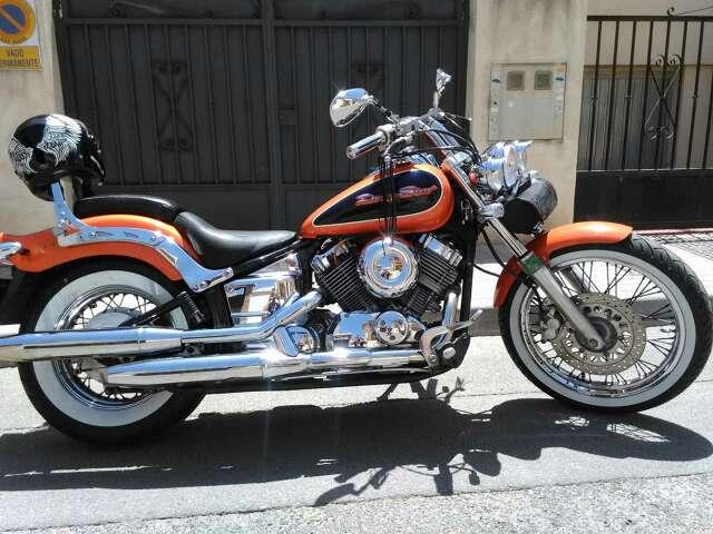 Imagen producto Vendo moto Yamaha se puede conducir con el A2 3