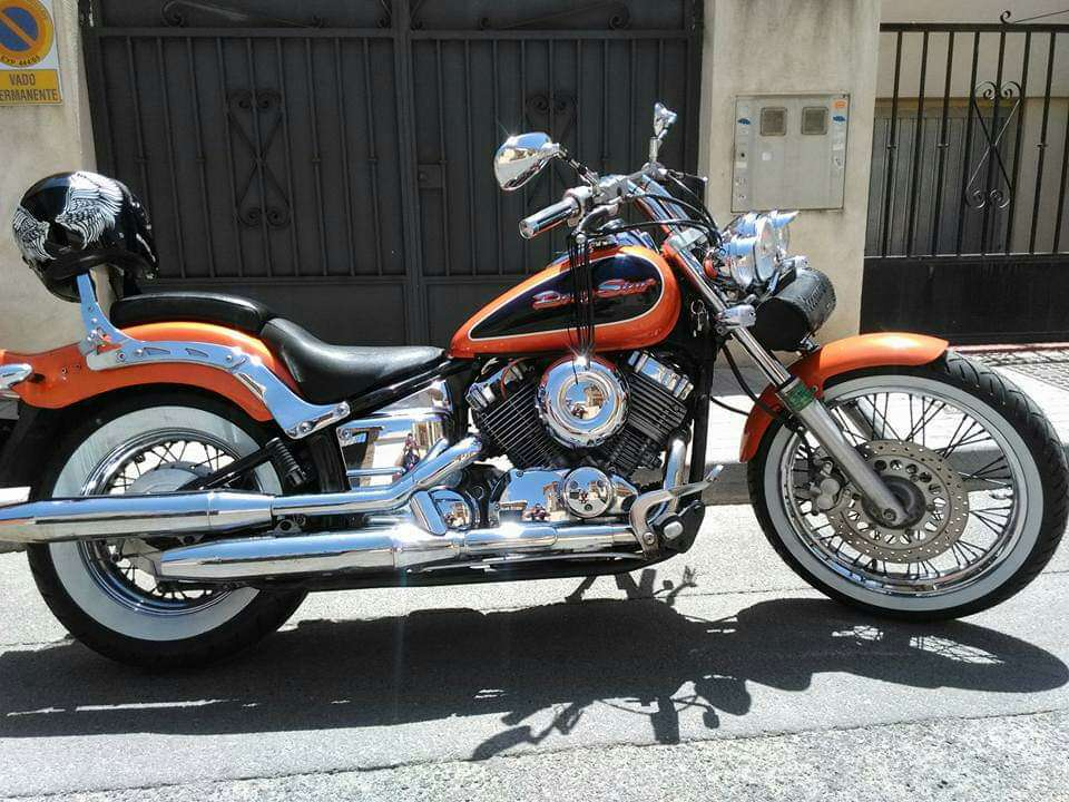 Imagen producto Vendo moto Yamaha se puede conducir con el A2 4
