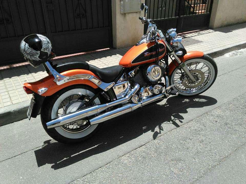 Imagen producto Vendo moto Yamaha se puede conducir con el A2 2