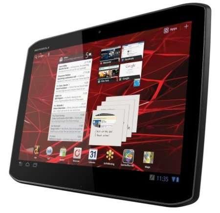 Imagen Tablet motorola zoom media edición