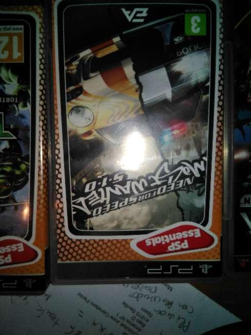 Imagen producto Psp 6 juegos y tarjeta de 2gb 2
