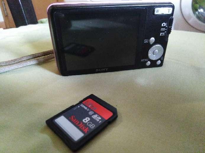 Imagen producto Se vende camara de fotos y video SONY!!  3