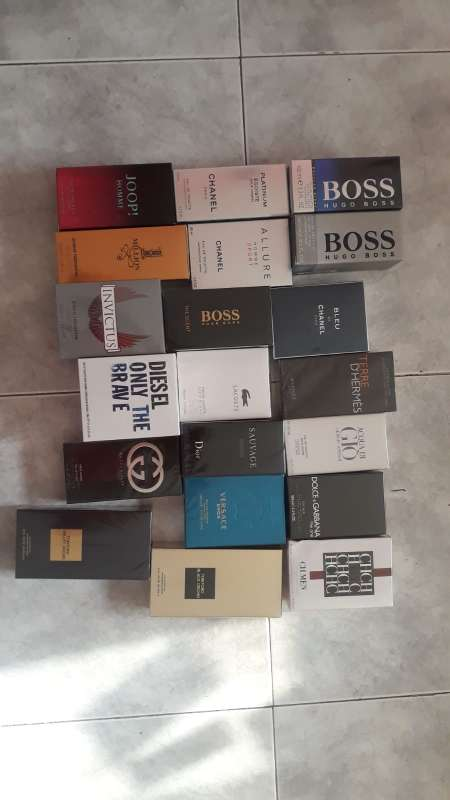 Imagen producto Nuevos perfumes de caballero originales 100% 1