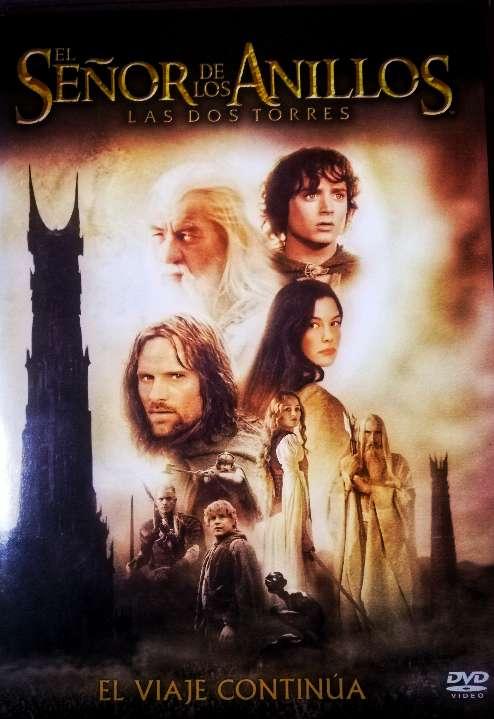 Imagen El señor de los anillos las dos torres