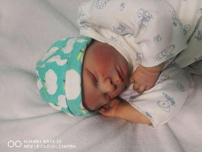Imagen producto Bebé reborn disponible niño 5