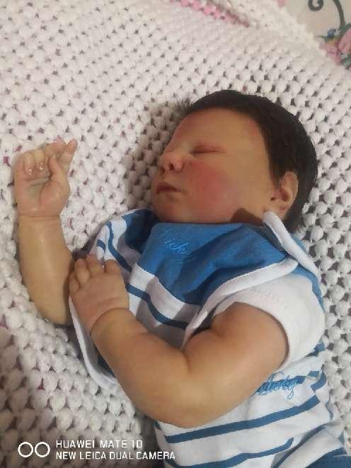 Imagen Bebé reborn disponible niño