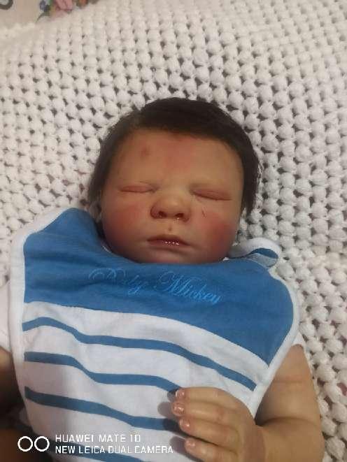 Imagen producto Bebé reborn disponible niño 2