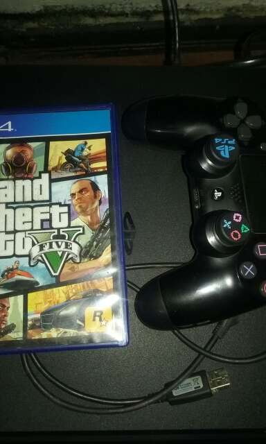 Imagen producto Play station 4 3