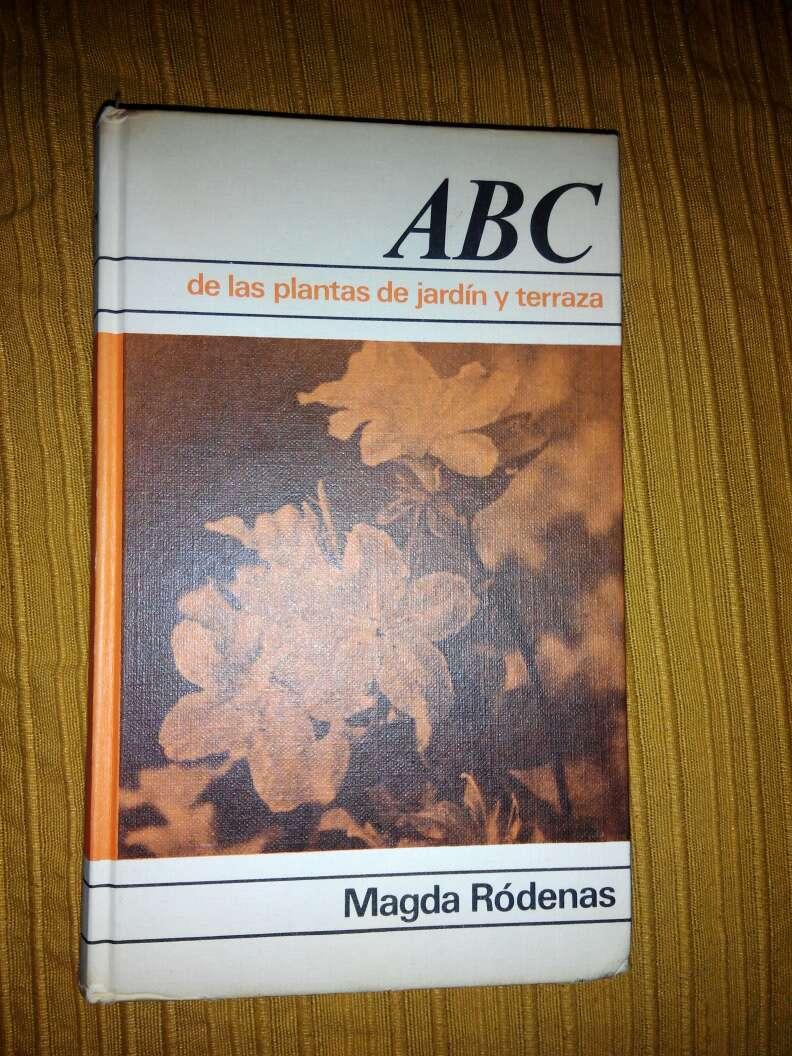 Imagen ABC de las plantas de jardín y terraza