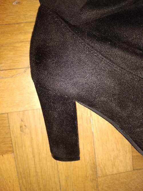 Imagen botas de tacón altas