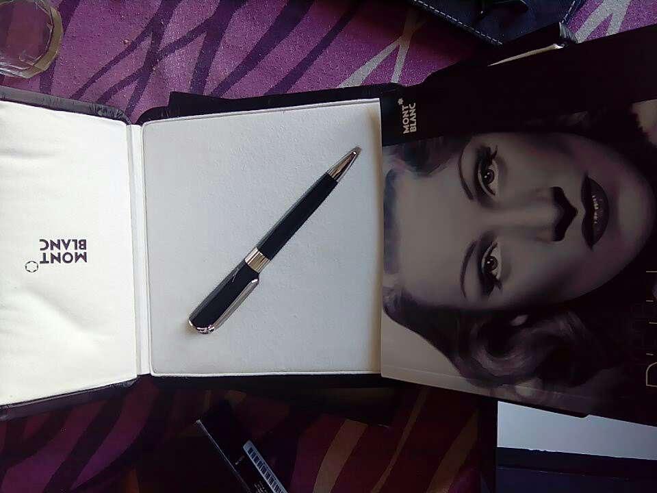 Imagen Bolígrafo MONT BLANC Edición Exclusiva Marlene Dietrich a estrenar!!!
