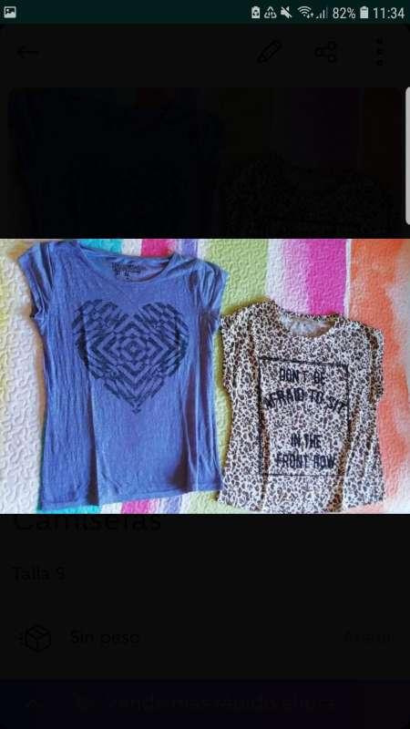Imagen Camisetas verano
