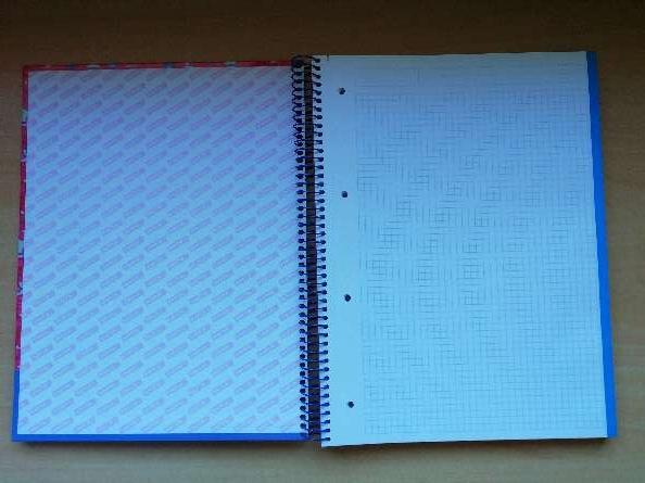 Imagen producto Cuaderno nuevo 2