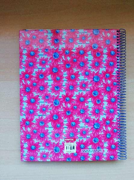 Imagen producto Cuaderno nuevo 3