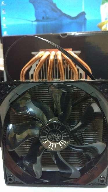 Imagen refrigerador CPU COOLE MÁSTER