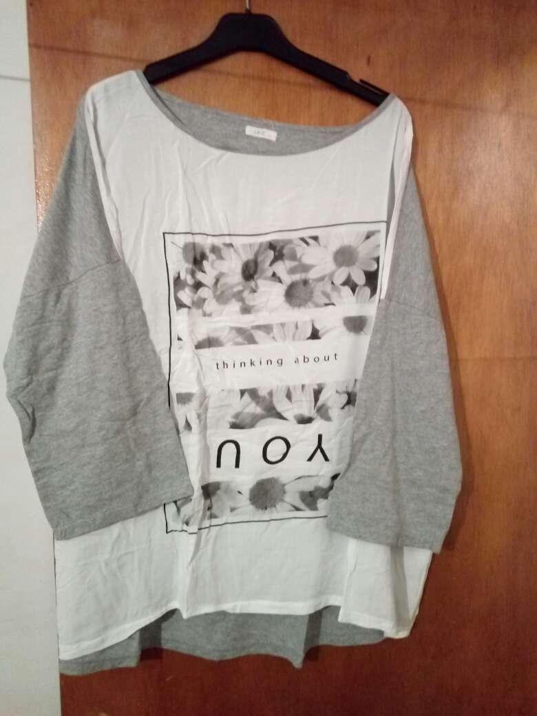 Imagen camiseta fina