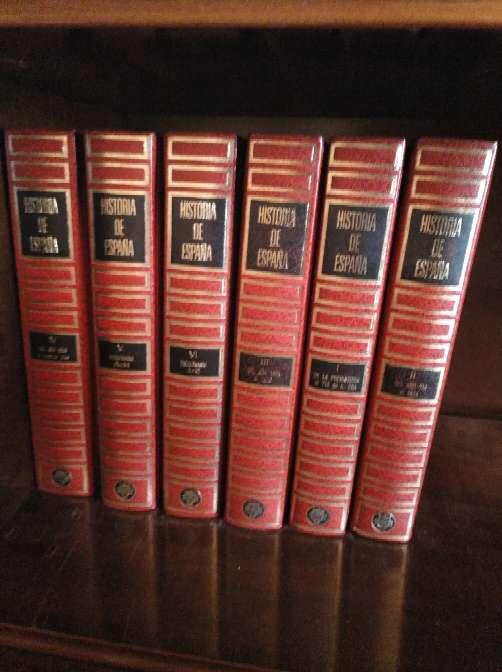 Imagen producto Enciclopedia Historia de España 2