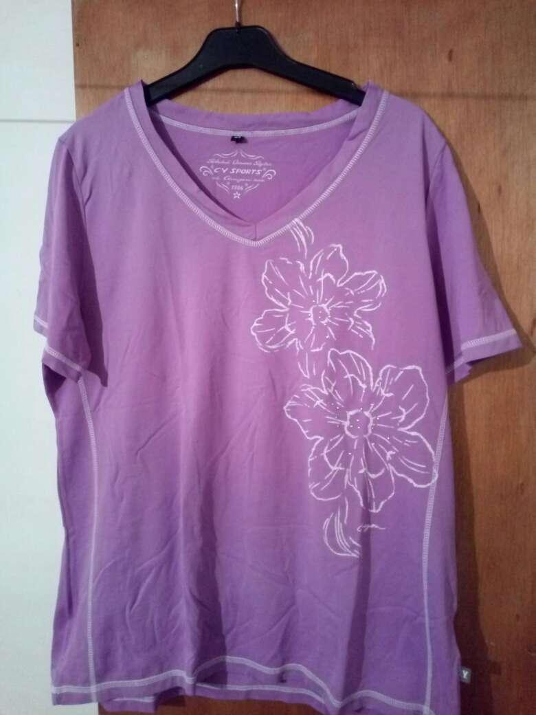 Imagen camiseta talla L