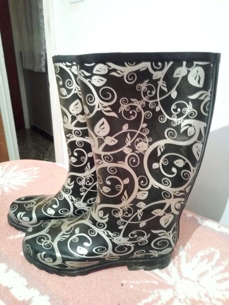 Imagen botas lluvia