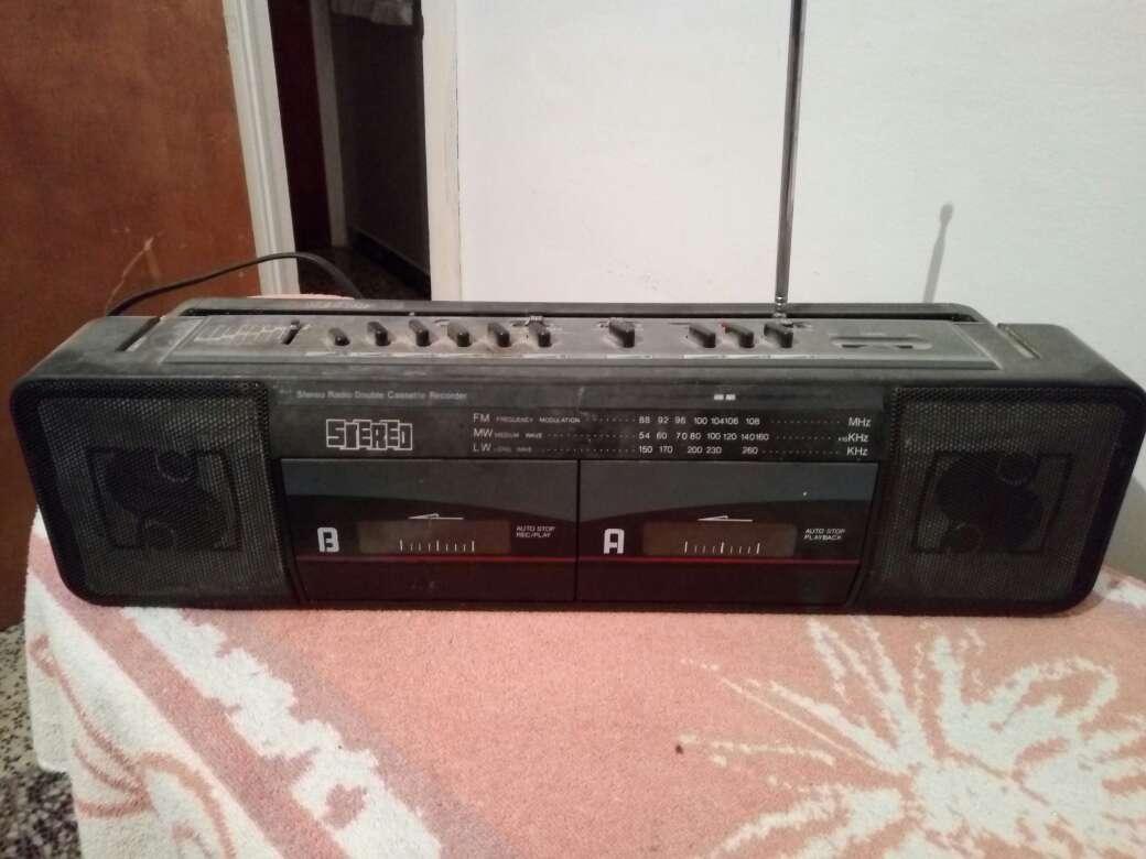 Imagen producto Radio cassette 2