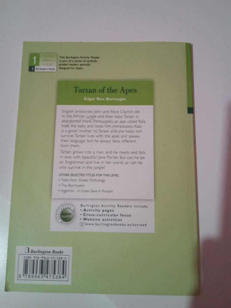 Imagen producto Tarzan of the apes 2