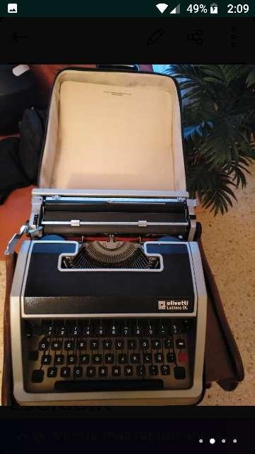 Imagen producto Maquina de escribir 2