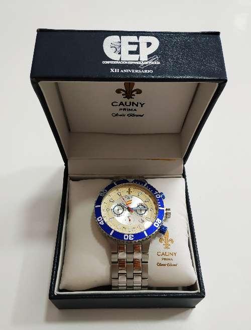 Imagen producto Reloj caballero CAUNY Edi. especial Policía 2