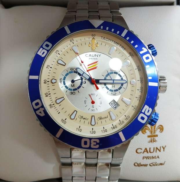 Imagen Reloj caballero CAUNY Edi. especial Policía