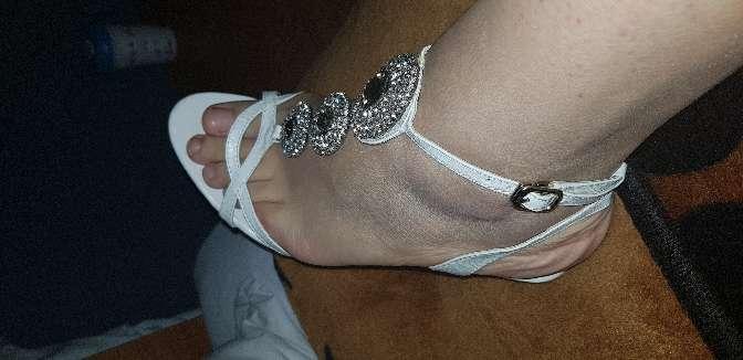 Imagen sandalia para fiestas