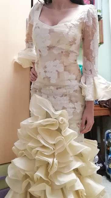 Imagen Vestido de flamenca diseño Ana Barroso