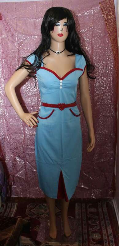 Imagen Vestido comprado en Alemania 6