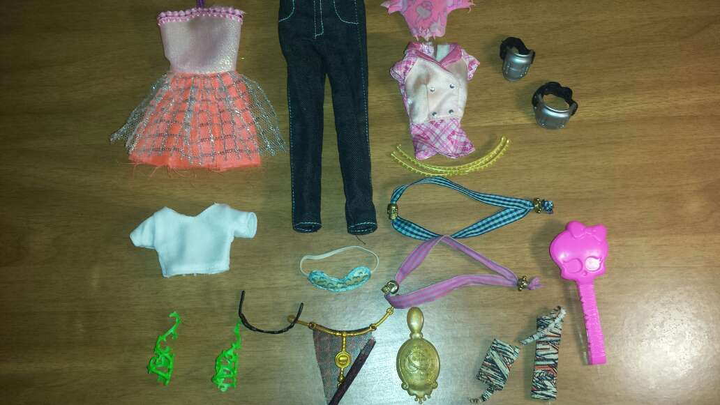 Imagen producto Complementos monster high  1