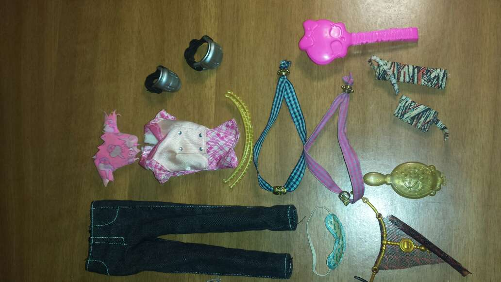 Imagen producto Complementos monster high  3