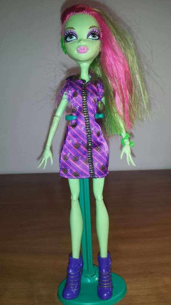 Imagen producto Monster high verde N 1 1