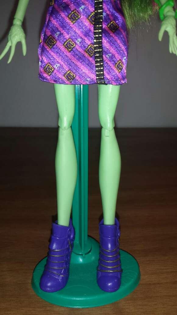 Imagen producto Monster high verde N 1 2