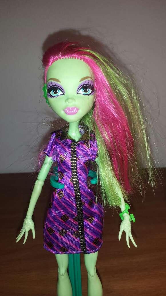 Imagen producto Monster high verde N 1 3