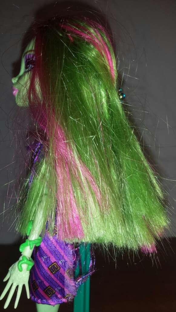 Imagen producto Monster high verde N 1 4