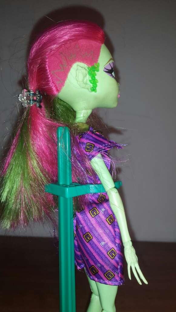 Imagen producto Monster high verde N 1 5