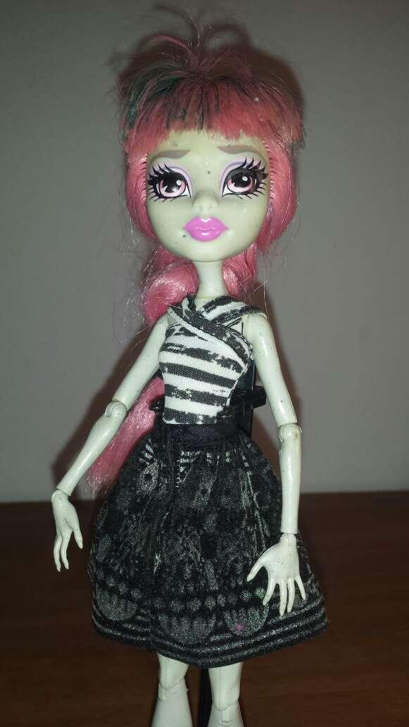 Imagen producto Monster pelo rosa N 2 3