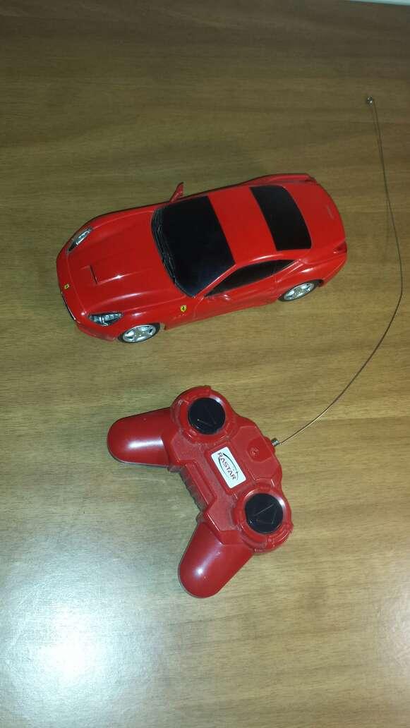 Imagen coche y mando