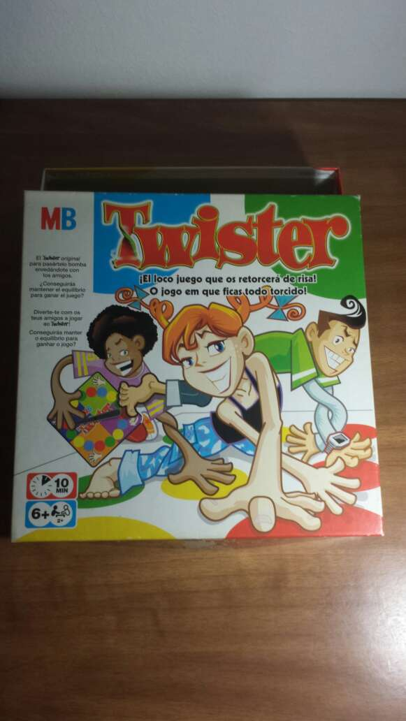 Imagen Twistter juego suelo