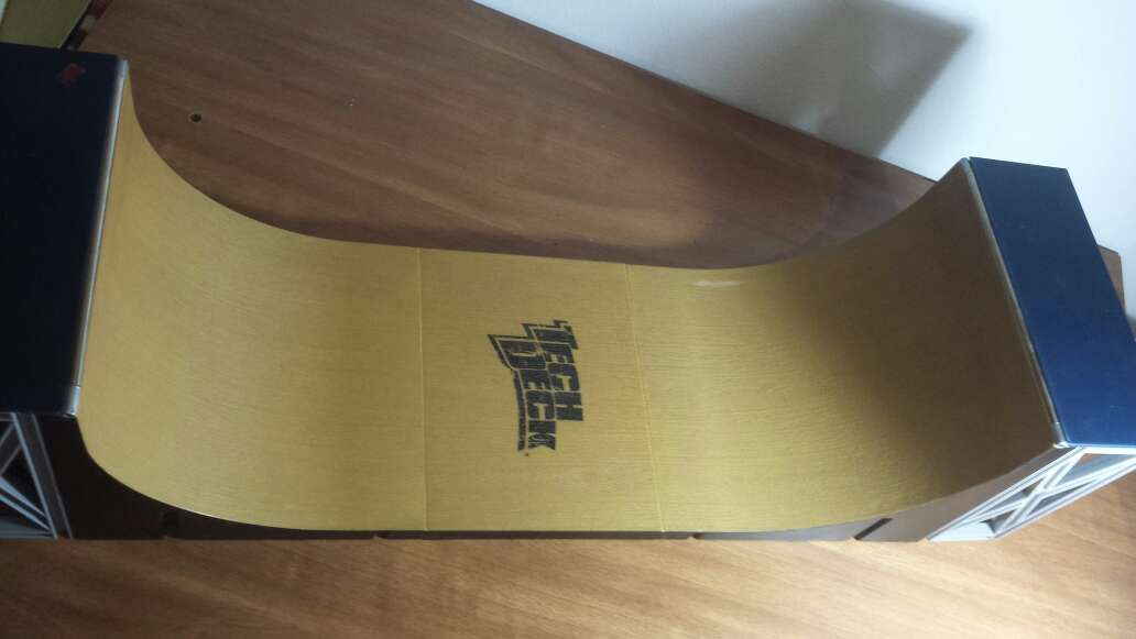 Imagen producto Pista de patines y bicis forma U 3